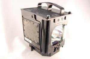 Mitsubishi WD-57731 rear projector TV lamp with housing replacement lamp