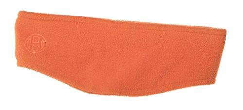 Mato & Hash Polar Fleece Headband | Soft Stretch Ear warmers | Team Colors - 3PK Blaze Orange CA4100 - Blaze Orange Polar Fleece