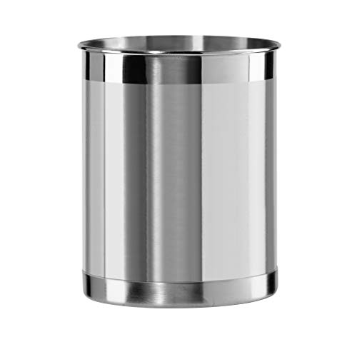 Oggi 7059 Stainless Steel Utensil Holder, Small