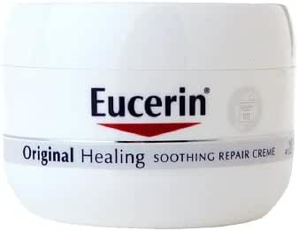 Eucerin Sensitive Skin Experts Original Healing Rich Creme 4 oz  ( Pack of 1 )