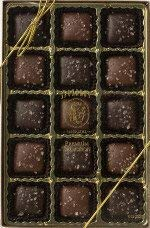 (Spokandy 15 Piece Premium Boxed Chocolate Assortments (Seasalt Caramels))