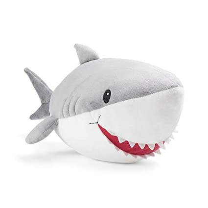 Amazon Com Kohl S Cares Great White Shark Plush Gilbert The Great