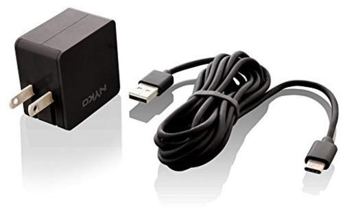 Amazon.com: Nyko Power Kit - USB Type-C/AC Travel Charger ...