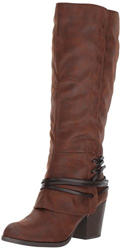 Pictures of Fergalicious Women's Lexis Wide Calf Western Boot 11 M US 1
