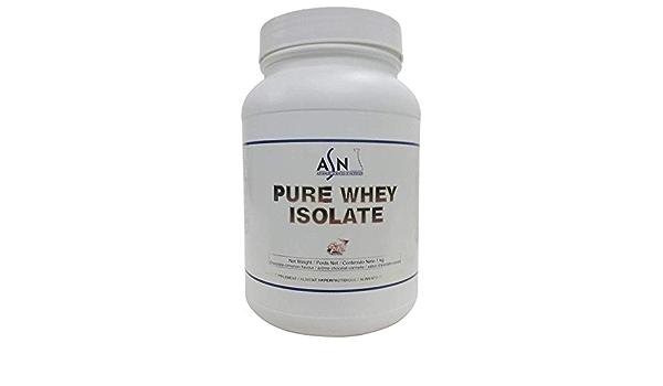 ASN PURE WHEY ISOLATE - chocolate/canela - 1kg: Amazon.es ...