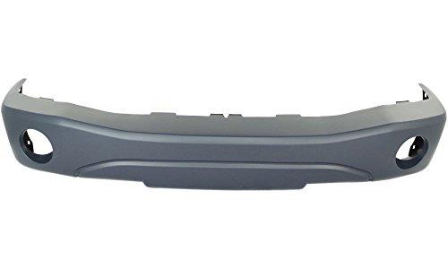 04 dodge durango front bumper - 8