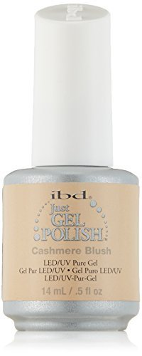 IBD Just Gel Polish Cashmere Blush LED and UV Pure Gel 14ml