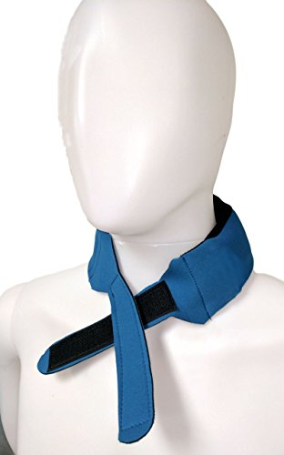 Cool Relief Ice Pack Bandana Head Wrap, Neck Cooling Scarf, ()