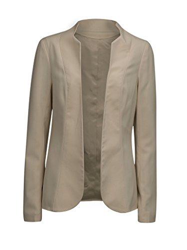 PERSUN Womens Collar Sleeve Blazer