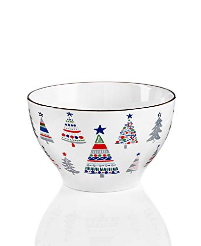 Home Essentials Festive Tree All Around Trees Bowl