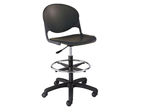 Polypropylene Drafting Stool Dimensions: 19.5