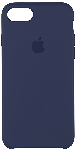 Apple Silicone Case iPhone Midnight