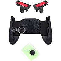 4 In1 PUBG Mobile Gamepad L1R1 Button Joystick Phone PUGB Game Pad Kit Controller L1 R1 Trigger for iPhone Android