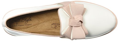 Vitello Mules Frauen White Hush Puppies pwOqZIZX
