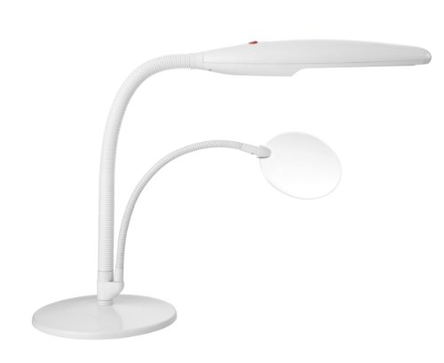(Daylight U23020-01 Swan Table Lamp)