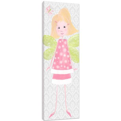 Doodlefish DB130s Caroline the Fairy Artwork Stretched Canvas [並行輸入品]   B075QCMMW4
