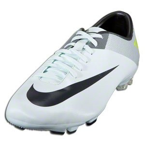 Nike Men's Mercurial Victory II FG Soccer Cleats-Trace Blue/Anthracite