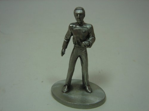 Star Trek TNG Rawcliffe Pewter Figure - Data