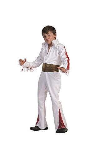 (Child Mediume - RG Costumes Rock Star Costume)
