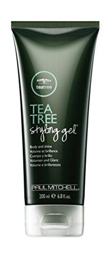Tea Tree Styling Gel, 6.8 fl. oz. (Gel Shine Wet)