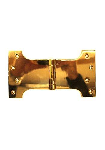 Parliament Solid Brass Hinge Large Hardware Door Shutters
