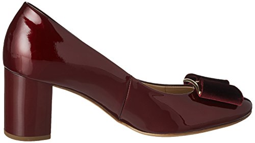 HÖGL Women's Raspberry 4 Toe 8300 8300 5085 Heels 10 Red Closed aaqrO