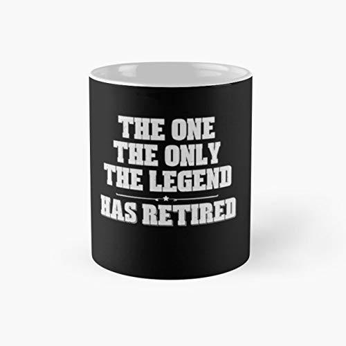 Retirement Sayings 110z Mugs -
