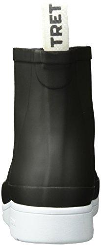Tretorn Viken Ii Low - Botas de agua Mujer Schwarz (Black)