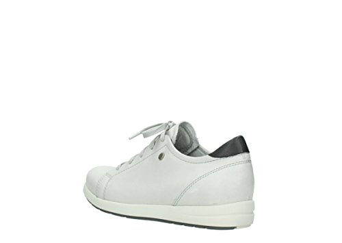 Wolky Comfort Sneakers Kinetic 30120 altweiss Leder