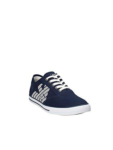 Scarpe EA7 Blu CC299 Armani Uomo 06935 248077 Emporio Sneakers nZFa5WTvWx