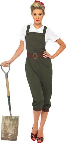 WW2 Land Girl Costume (Ww2 Land Girl Costumes)