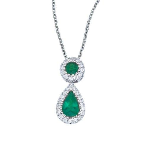 0.60 Ct Pear Diamond - 6