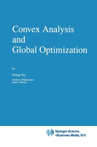 Convex Analysis and Global Optimization (Nonconvex Optimization and Its Applications)