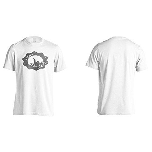 Neue Dubai Uae Stempel Herren T-Shirt m324m