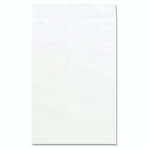 Universal 19008 Tyvek Envelope, 10 x 15, White (Box of 100) by Universal One