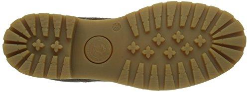 B168 Grass Panama Napa Jack Ankle Boots Bark Cuero Brown 03 Women's Panama qXtOR