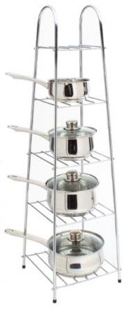 5 Tier Pan Stand