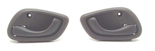 DELPA CL3461 > 2 pcs Inside Door Handles Right & Left Fits: Suzuki Grand Vitara