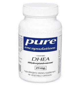 Pure Encapsulations - DHEA (Dehydroepiandrosterone)