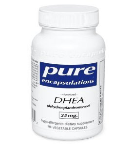 Pure Encapsulations - DHEA 10 mg. 60's