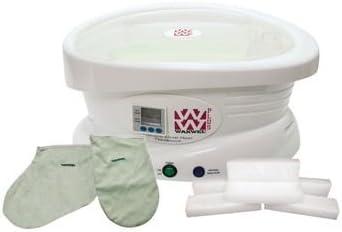 DSS WaxWel Plus Adjustable Temperature Paraffin Bath (SP4-925417 Unscented )