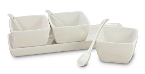 Review KOVOT Porcelain Serving Dishes (9 Piece Entertaining Set)