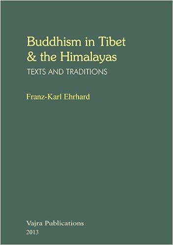 Ehrhard Buddhism in Tibet cover art