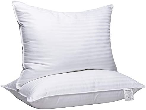 Adoric Sleeping Pillows%EF%BC%8CBreathable Gel Fiber Alternative product image