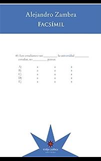 Facsímil: Libro de ejercicios (Spanish Edition)