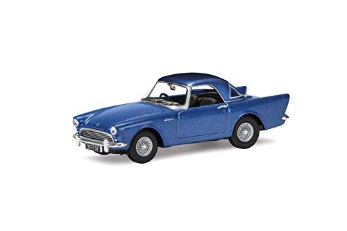(Corgi VA07007 Sunbeam Alpine Series 2 Model, Quartz Blue Metallic)
