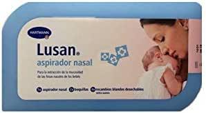 HARTMANN - LUSAN ASPIRADOR NASAL: Amazon.es: Salud y cuidado personal