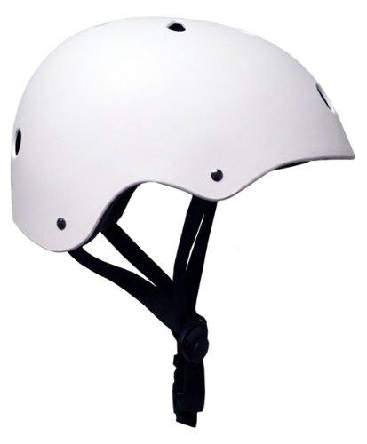 Krown Helmet White
