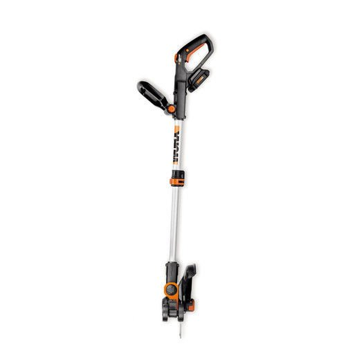 WORX WG163 GT 3.0 20V Cordless Grass Trimmer/Edger with Command Feed, 12'', 2 Batteries and Charger Included by Worx (Image #2)