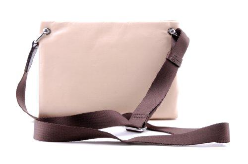 Bree - Bolso cruzados para mujer , color marrón